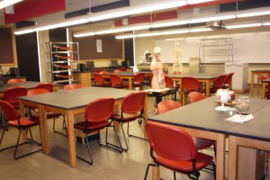 Photo of AP II Lab Remodel