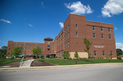 photo of dobbins center